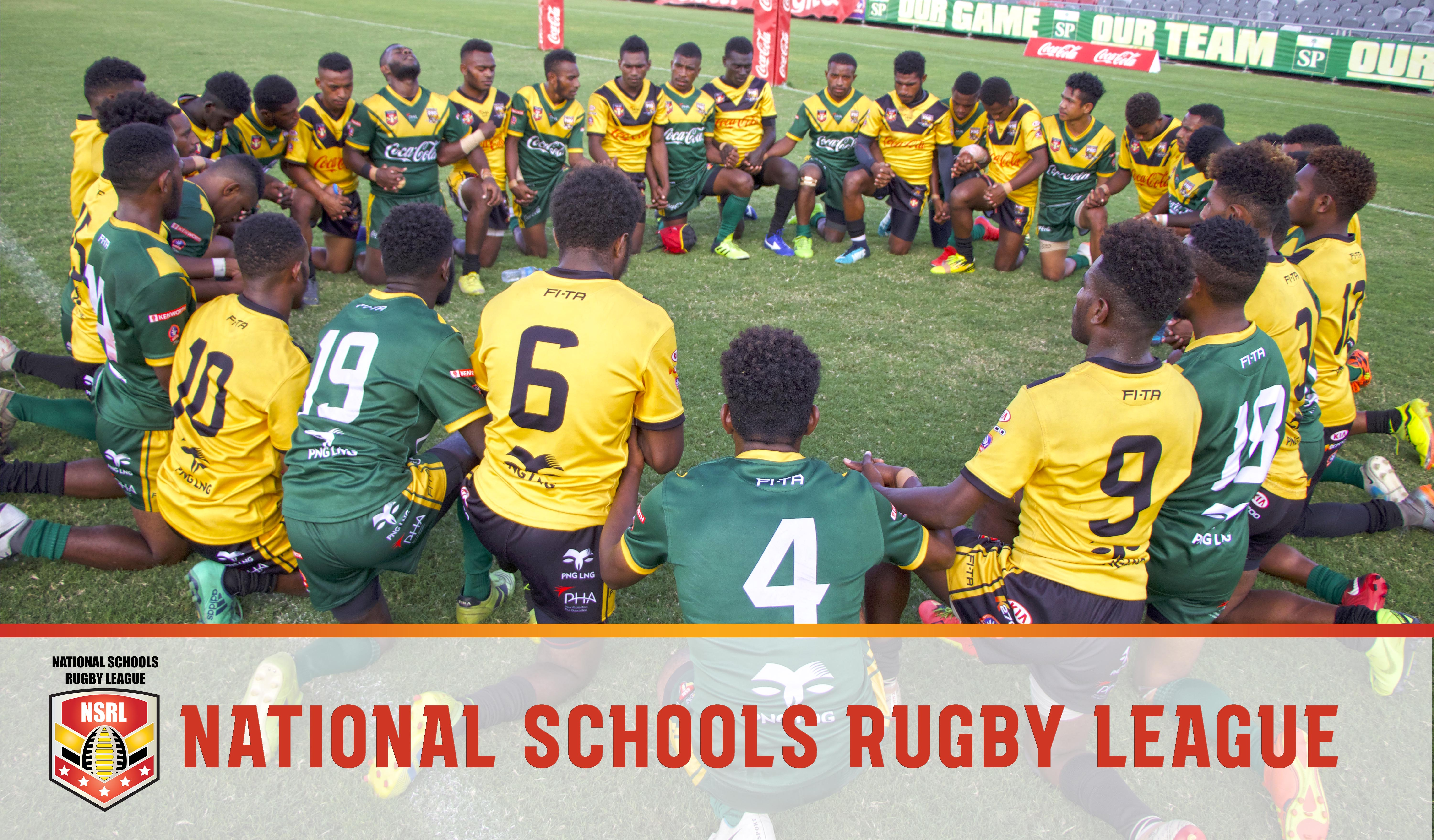National Schools Rugby League Competition