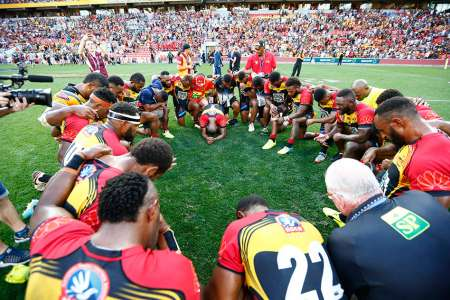 The PNG Hunters 2017