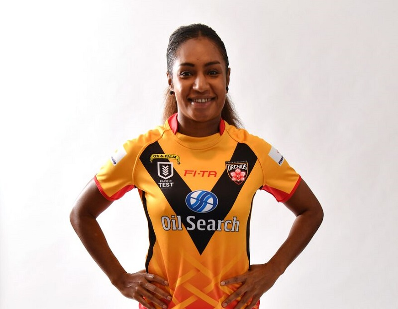AMELIA KUK NAMED AS OIL SEARCH PNG ORCHIDS CAPTAIN