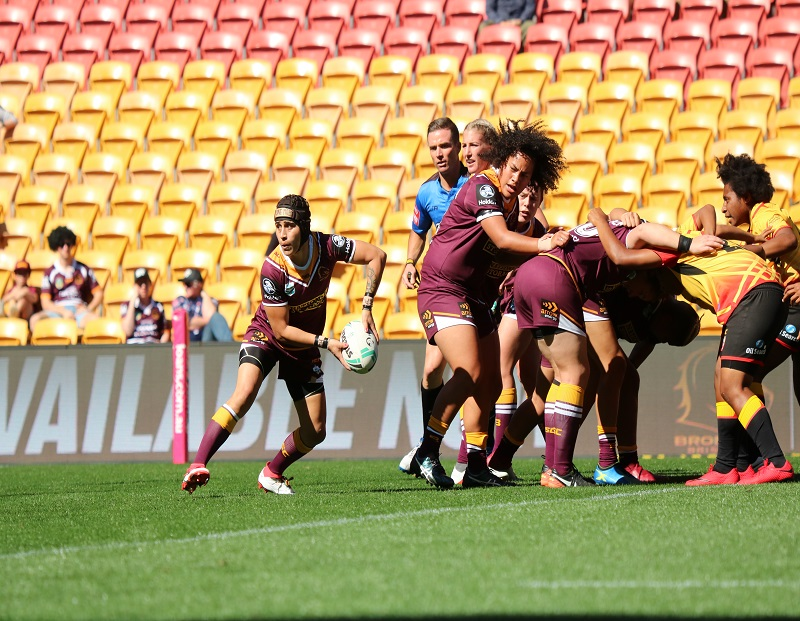 BRONCOS WOMEN'S AND LEGENDS TEAMS ANNOUNCED, ALLAN LANGER TO COACH BRONCOS LEGENDS