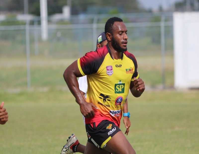 GOTUNO TO FULLBACK/ WAPI OMITTED FOR PERSONAL REASONS