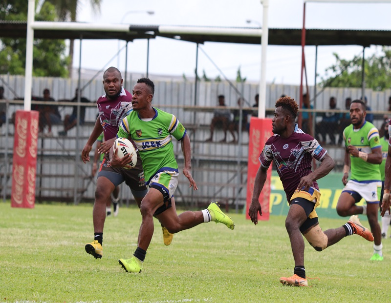LAE PIRATES AND PORT MORESBY BROTHERS IN MRDC NATIONAL CLUB CHAMPIONS FINAL