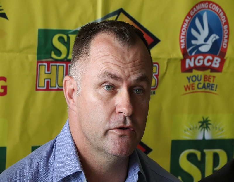 MATTHEW CHURCH IS NEW SP PNG HUNTERS HEAD COACH
